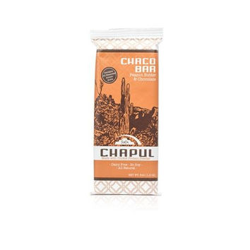 Chapul Chaco Bar Peanut Butter & Chocolate (12x1.9 Oz)