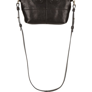 Givenchy - Micro Nightingale bag in black leather