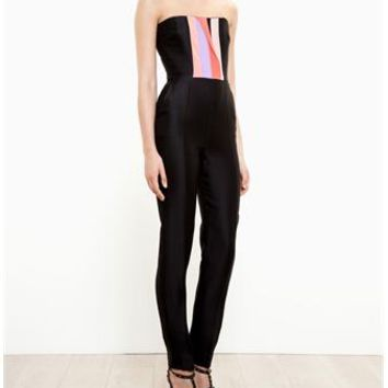 ROKSANDA | Bustier Jumpsuit | brownsfashion.com | The Finest Edit of Luxury Fashion | Clothes, Shoes, Bags and Accessories for Men & Women