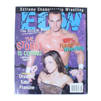 ECW MAGAZINE ISSUE #2