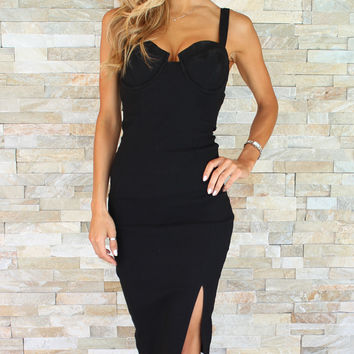 Bodycon Slit