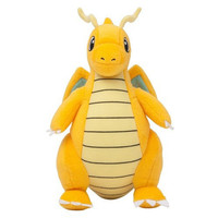 "Pokemon Plush Toy Dragonite 9"" Cute Collectible Soft Pikachu Charizard Stuffed Animal Doll"