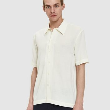 Séfr Séfr / Suneham Shirt in Off White