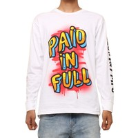 Spray Long Sleeve T-Shirt L/S