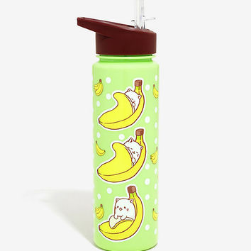Bananya Water Bottle