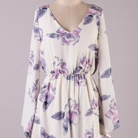 Darling Lavender Dress