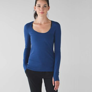 Anahatasana Long Sleeve Tee
