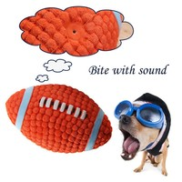 Rubber Dog Squeaky Toys