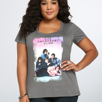 The Breakfast Club Scoop Tee