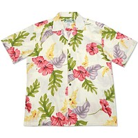honeymoon hawaiian rayon shirt
