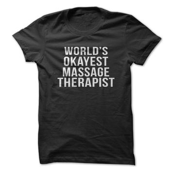 World's Okayest Massage Therapist