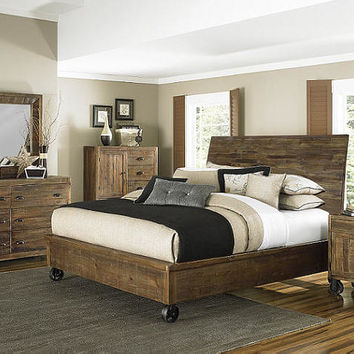 Wild River Queen Size Platform Bed
