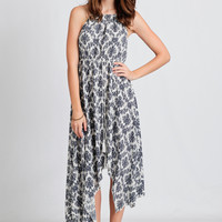 Corinna Printed Dress