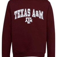 Texas A&M Shirt T Shirt Aggies College University Apparel Officially Licensed By The NCAA