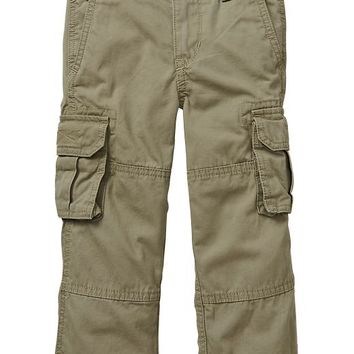 Gap Baby Factory Cargo Pants