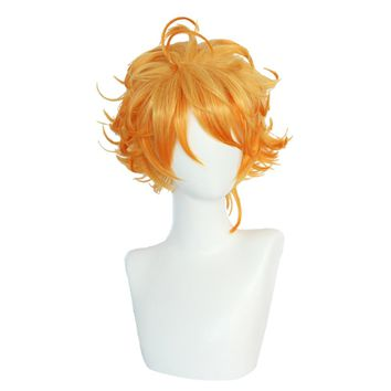 XCOSER The Promised Neverland Emma Wig