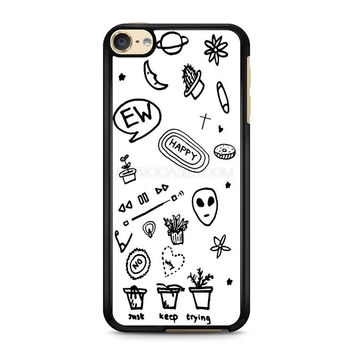 iPod Touch 4 5 6 case, iPhone 6 6s 5s 5c 4s Cases, Samsung Galaxy Case, HTC One case, Sony Xperia case, LG case, Nexus case, iPad case, Black and White Tumblr Cases