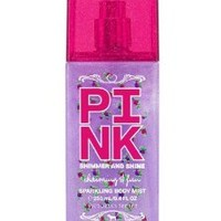 Victoria's Secret Pink Shimmer and Shine Sparkling Body Mist*Charming & Fun*
