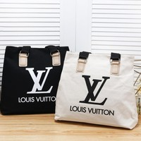 LV Louis Vuitton New fashion letter print handbag shoulder bag women