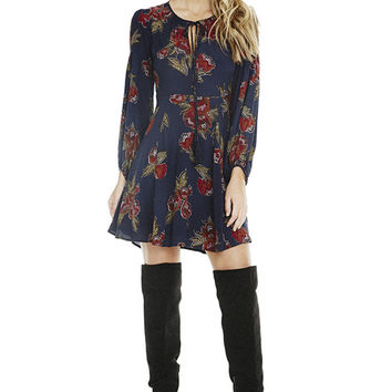 Ethel Floral Dress