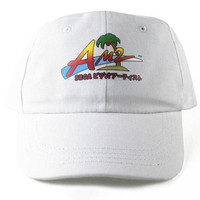 Am2 Sega Japanese 6 Panel Cap
