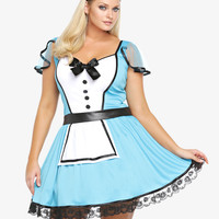 Strorybook Alice Costume Dress