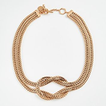 Chain Short Necklace