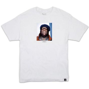 ONETOW Primitive Biggie Notorious Tee In White