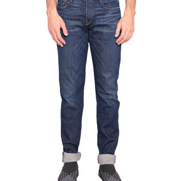 Frame Niagra washed cotton denim jeans