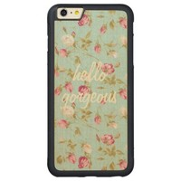 Hello gorgeous vintage floral pattern shabby rose