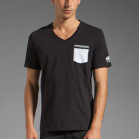 Sundek by Neil Barrett Fluo Package T-Shirt in Black from REVOLVEclothing.com