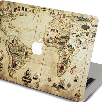Macbook pro decal map Macbook retina front Decal Mac Pro sticker Air 13 Skin Macbook Air Sticker apple wireless keyboard Macbook 3M decal