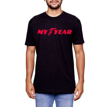 My Year T Shirt Infrared