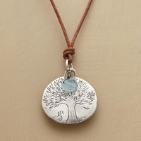 HONOR THE EARTH NECKLACE         -                  Multi-Pendant         -                  Necklaces         -                  Jewelry                       | Robert Redford's Sundance Catalog