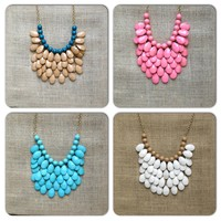 Waterfall Briolette Necklace