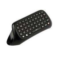 Official Microsoft Xbox 360 Chatpad Keypad Messenger Black