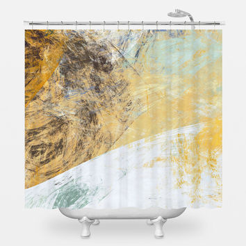Skyfall Shower Curtain