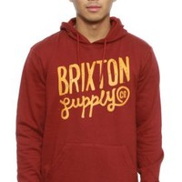 Brixton, Franklin Pullover Hoodie - Sweatshirts / Hoodies - MOOSE Limited