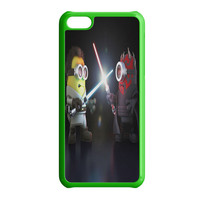 Funny Minions Star Wars iPhone 5C Case