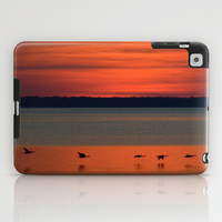 Flying North iPad Case by Beach Bum Pics