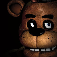 FNAF - Freddy Movie and Game Poster RP14565 UPC882663045655 23x34 Five Nights At Freddy's