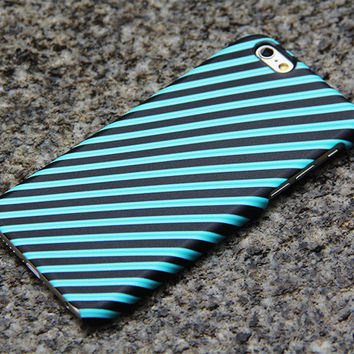 Green iPhone 6s case iPhone 6 plus case Black iPhone 5S 5 iPhone 5C iPhone 4S 4 Case Stripes Samsung Galaxy S6 edge S6 S5 S4 Note 3 Case 010