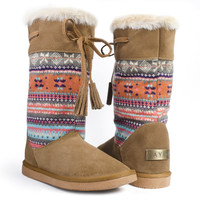 Winter Boots - Alpine Camel  ** FINAL SALE **