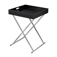 Sete Tray Table - Black