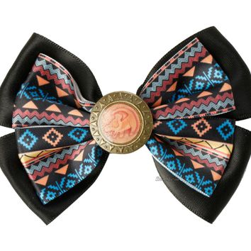 Licensed cool Disney The Lion King Movie Multi-Color Hair Bow Tie Clip Pin Cosplay Dress Up