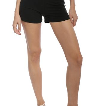Suzette High Waist Shorts