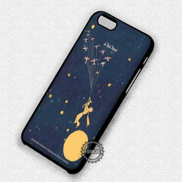 Book Cover Birds And a Boy The Little Prince - iPhone 7 6 5 SE Cases & Covers