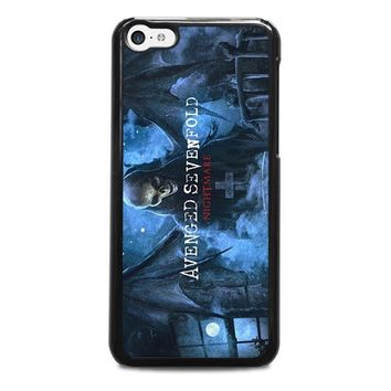 avenged sevenfold iphone 5c case cover  number 1