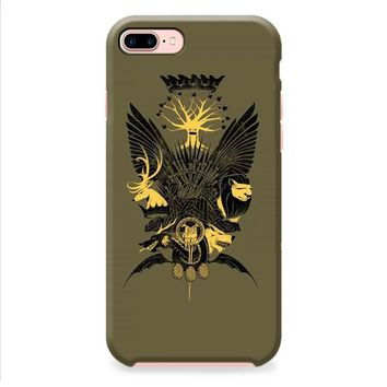 Game Of Thrones Who is Crown iPhone 8 | iPhone 8 Plus Case