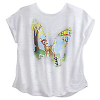 Bambi Fashion Tee for Women by Disney Boutique
